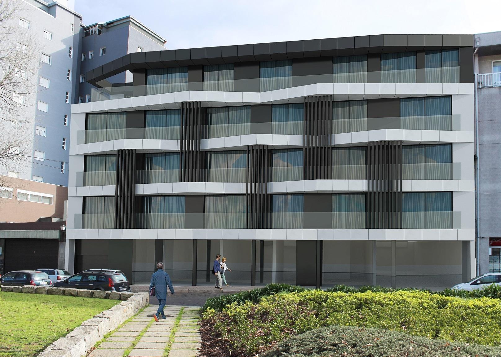 Edifício Linear – Centro Barcelos – T1/ T2/T3